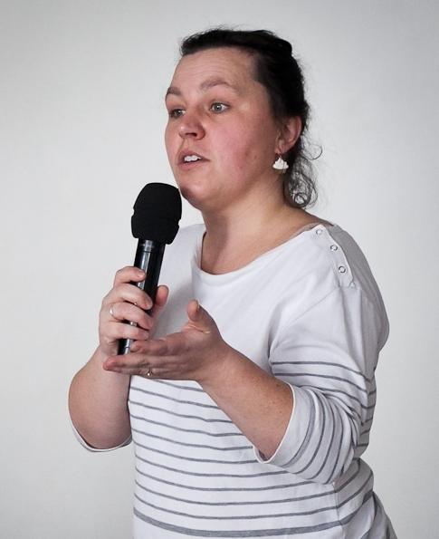Adriana Světlíková - konzultantka kulturních organizací